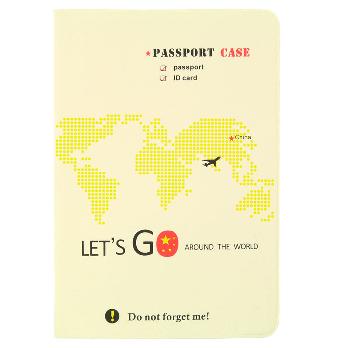Обложка для паспорта Lets Go ChinaOZAM119Обложка для паспорта Lets Go China не только поможет сохранить внешний вид ваших документов и защитит их от повреждений, но и станет стильным аксессуаром, идеально подходящим вашему образу. Яркая и оригинальная обложка подчеркнет вашу индивидуальность и изысканный вкус.Обложка для паспорта стильного дизайна может быть достойным и оригинальным подарком. Характеристики: Материал: ПВХ. Размер в сложенном виде: 9,5 см х 13 см. Изготовитель: Китай. Артикул: SD-5201.