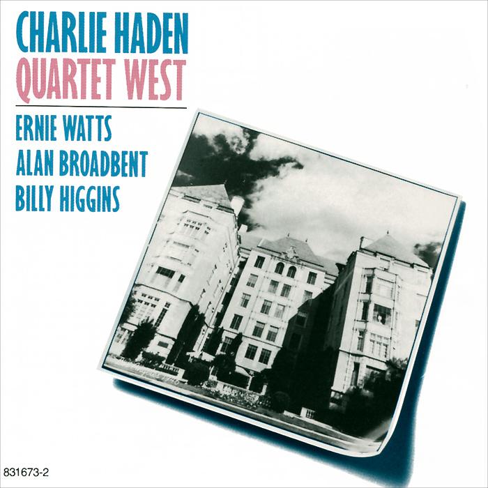 Zakazat.ru: Charlie Haden, Quartet West