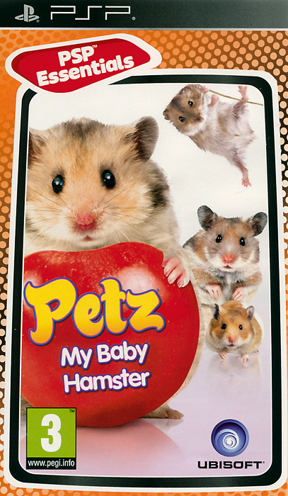 Petz: My Baby Hamster. Essentials (PSP)