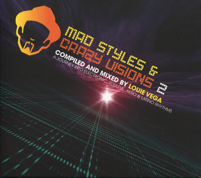 Basement Jaxx,Деннис Феррер,Black Coffee,Nitin,DJ Gregory,Джош Милан,Anane Mad Styles & Crazy Visions 2. Compiled And Mixed By Louie Vega (2 CD) basement jaxx the videos