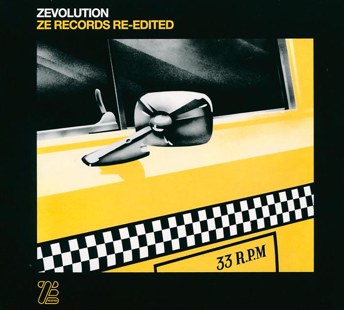 Zevolution.  Ze Records Re-Edited Strut,ООО Музыка