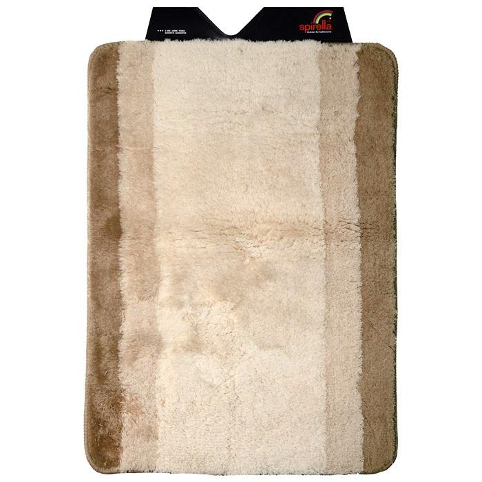 Коврик Balance, цвет: бахам, 55 х 65 см68/5/2Коврик для ванной комнаты Balance выполнен из акрила высокого качества. Прорезиненная основа коврика позволяет использовать его во влажных помещениях, предотвращает скольжение коврика по гладкой поверхности, а также обеспечивает надежную фиксацию ворса. Коврик добавит тепла и уюта в ваш дом. Хорошо переносит машинную стирку и отжим в центрифугах, а также подходит для полов с подогревом. Характеристики:Материал: 100% акрил. Размер:55 см х 65 см. Производитель: Швейцария. Изготовитель: Китай. Артикул: 1009236.