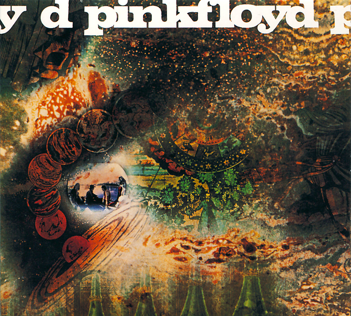 Pink Floyd. A Saucerful Of Secrets