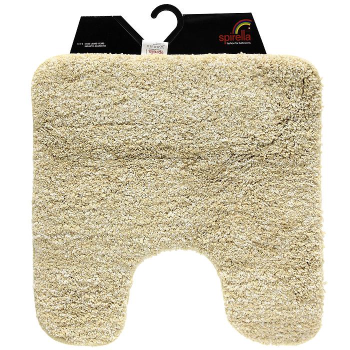 Коврик Gobi, цвет: светло-бежевый, 55 х 55 смCLP446Коврик Gobi светло-бежевого цвета выполнен из полиэстера высокого качества. Прорезиненная основа коврика позволяет использовать его во влажных помещениях, предотвращает скольжение коврика по гладкой поверхности, а также обеспечивает надежную фиксацию ворса. Коврик добавит тепла и уюта в ваш дом. Характеристики:Материал: 100% полиэстер. Размер:55 см х 55 см. Производитель: Швейцария. Изготовитель: Китай. Артикул: 1012514.