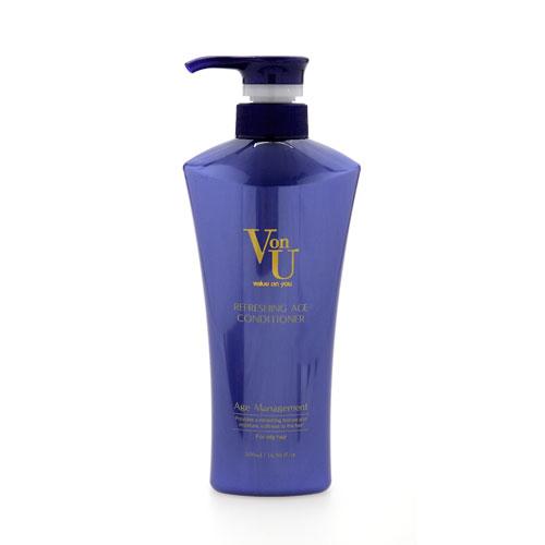 Кондиционер для волос Von-U, омолаживающий, для жирных волос, 500 млWL-81257117Омолаживающий кондиционер для волос Von-U рекомендуется для жирных волос. Придает объем прическе, делает волосы более упругими и эластичными. Экстракт икры восстанавливает повреждения волосяного стержня, наполняет волосы живительной энергией и силой.Биосахарид-4 защищает от неблагоприятного воздействиявнешних факторов и УФ лучей. Обладает приятным фруктово-цветочным ароматом. Характеристики:Объем: 500 мл.Артикул: 14504.Производитель: Корея.Товар сертифицирован.