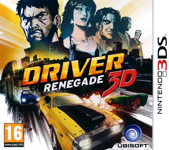 Driver Renegade 3D (3DS)