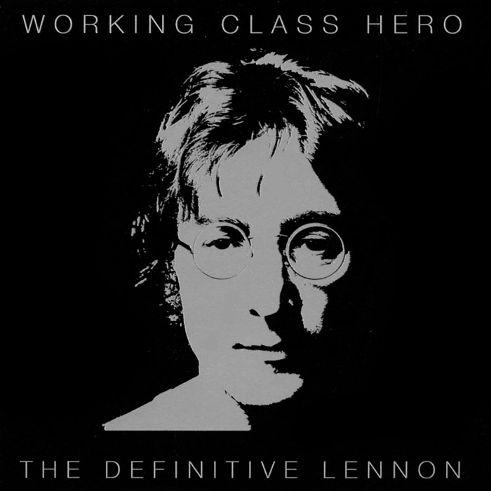 Джон Леннон John Lennon. Working Class Hero - The Definitive Lennon джон леннон john lennon lennon 9 lp