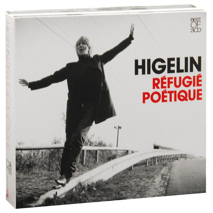 Жак Хигелин Higelin. Refugie Poetique. Best Of (3 CD) pantera pantera reinventing hell the best of pantera cd dvd
