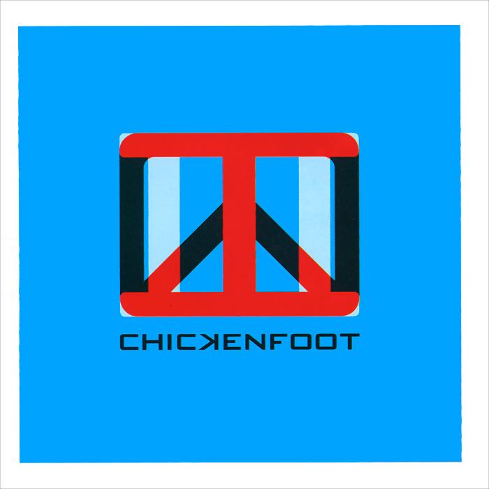 Новый студийный альбом супергруппы Chickenfoot. Ударник Red Hоt Chili Peppers - Chad Smith, Sammy Hagar, Michael Anthony - Van Halen, Joe Satriani.