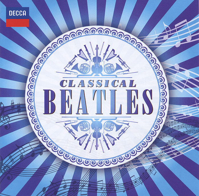 Classical Beatles (2 CD) cd диск fleetwood mac rumours 2 cd