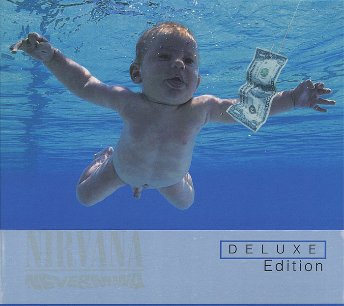 Nirvana. Nevermind. Deluxe Edition (2 CD)