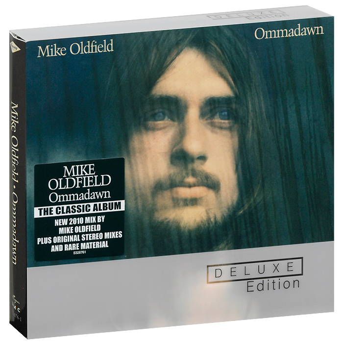 Майк Олдфилд Mike Oldfield. Ommadawn. Deluxe Edition (2 CD + DVD) джеймс блант james blunt all the lost souls deluxe edition cd dvd