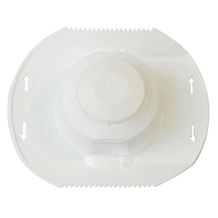 Плододержатель Borner, цвет: белый 103/1103/1Плододержатель Borner выполненный из пластика с удобной ручкой. Характеристики: Материал: пластик, металл. Размер плододержателя: 15,3 см х 13 см х 5 см. Производитель: Германия.