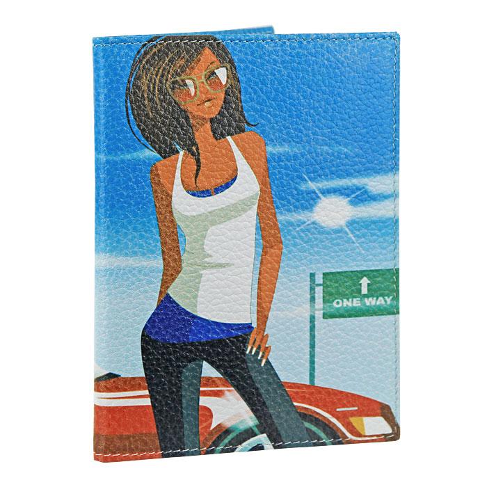 Обложка для автодокументов Perfecto One way. VD-GL-150132 3-01.49/33Стильная обложка для документов One way не только поможет сохранить внешний вид ваших документов и защитит их от повреждений, но и станет стильным аксессуаром, идеально подходящим вашему образу. Обложка выполнена из натуральной кожи и оформлена оригинальным изображением. На внутреннем развороте имеются съемный блок из шести прозрачных файлов из мягкого пластика, один из которых формата А5, а также четыре прорезных кармана для визиток или кредитных карт .Обложка для документов станет отличным подарком человеку, ценящему практичные и стильные вещи, а качество его исполнения представит такой подарок в самом выгодном свете. Характеристики: Материал: натуральная кожа. Размер: 9,5 см х 13,5 см.Производитель: Россия. Артикул:VD-GL-15.