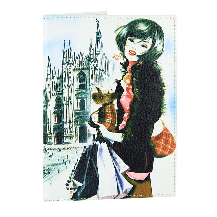 Обложка для паспорта Perfecto Милан. PS-GL-10654019-01701 RedОбложка для паспорта Милан, выполненная из натуральной кожи, оформлена оригинальным рисунком. Такая обложка не только поможет сохранить внешний вид ваших документов и защитит их от повреждений, но и станет стильным аксессуаром, идеально подходящим вашему образу. Яркая и оригинальная обложка подчеркнет вашу индивидуальность и изысканный вкус.Обложка для паспорта стильного дизайна может быть достойным и оригинальным подарком. Характеристики: Материал: натуральная кожа. Размер: 9,5 см х 13,5 см.Производитель: Россия. Артикул:PS-GL-106.