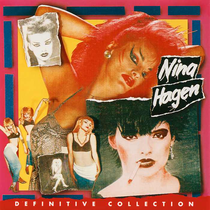 Нина Хаген Nina Hagen. Definitive Collection powers the definitive hardcover collection vol 7