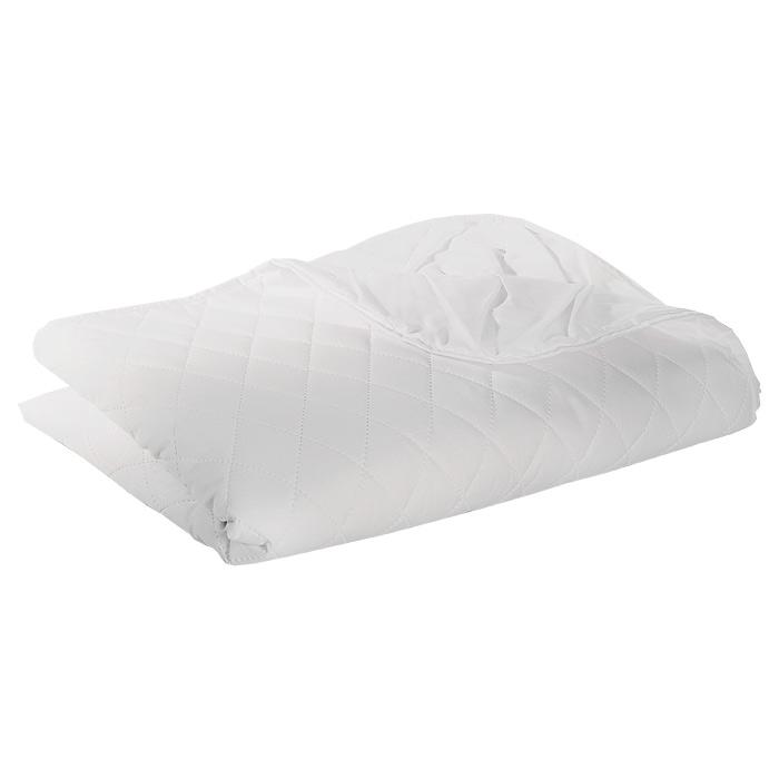 Наматрасник-чехол Primavelle, цвет: белый,140 х 200 смU210DFЭтот практичный наматрасник - незаменимая вещь в вашей спальне. Он защитит матрас от пыли и загрязнений, возникающих в процессе эксплуатации. Наматрасник выполнен в виде чехла, поэтому дополнительно защищает боковины матраса.Он легко стирается в бытовой стиральной машине. Наматрасник прослужит долго, а его привлекательный внешний вид, при правильном уходе, будет годами дарить вам уют. Характеристики:Материал: 70% хлопок, 30% полиэстер. Размер: 140 см х 200 см. Производитель: Россия. Артикул: 130852020-б29.