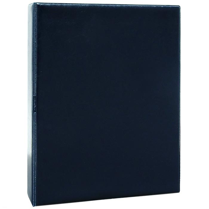 Визитница Panta Plast, на 400 визиток, цвет: темно-синийBS1689Элегантная визитница с прозрачными карманами на кольцах в обложке выполнена из высококачественного винила и предназначена для хранения и систематизации до 400 визитных карт. При необходимости объем визитницы можно увеличить с помощью сменных блоков. Характеристики: Материал: пластик, металл, винил. Размер визитницы (в закрытом виде): 26 см x 32 см x 3,5 см.