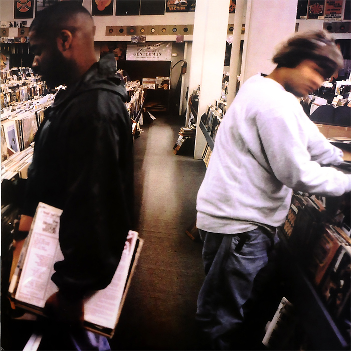 DJ Shadow. Endtroducing... (2 LP)