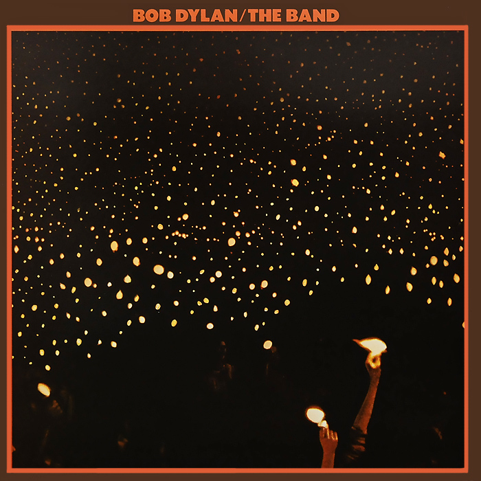 Боб Дилан,Левон Хелм,Робби Робертсон,Гарт Хадсон DYLAN, BOB & THE BAND Before The Flood 2LP band sony