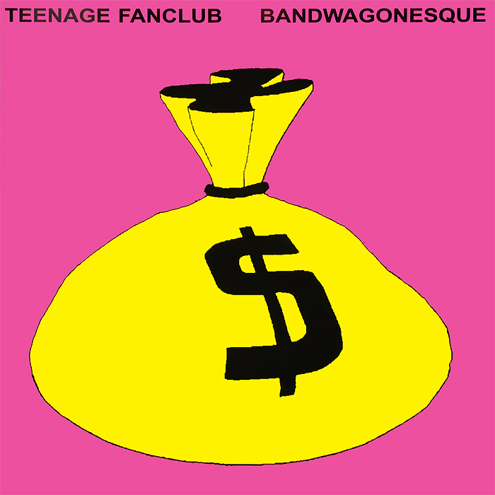Teenage Fanclub. Bandwagonesque (LP)