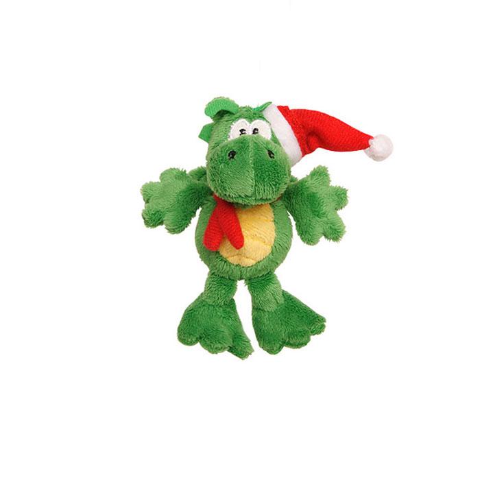 Мягкая игрушка-брелок Дракон. TVB-2012/1GSvS10-002Мягкая игрушка-брелок Дракон - оригинальный подарок к Новому 2012 году. Дракон одет в красный колпачок и шарфик.Дракон выполнен из необычайно мягкого и безопасного материала, поэтому с ним смогут играть даже самые маленькие дети.Подарив такую мягкую игрушку, вы можете быть уверены, что она не оставит равнодушным того, кому предназначается. Характеристики: Материал: текстиль, металл. Высота игрушки: 11 см. Производитель: Китай. Артикул: TVB-2012/1G. Mister Christmas как марка, стоявшая у самых истоков новогодней индустрии в России, сегодня является подлинным лидером рынка. Продукция марки обрела популярность и заслужила доверие самого широкого круга потребителей. Миссия Mister Christmas - это одновременно и возрождение утраченных рождественских традиций, и привнесение модных тенденций в празднование Нового года и Рождества, развитие новогодней культуры в целом. Благодаря таланту и мастерству дизайнеров, технологиям и опыту мировой новогодней индустрии товары от Mister Christmas стали настоящим символом Нового года, эталоном качества и хорошего вкуса.