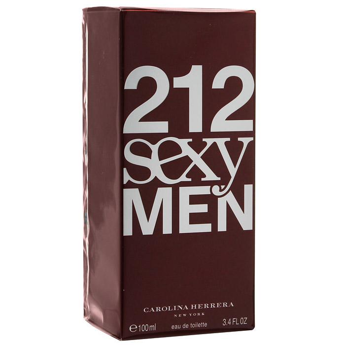 Carolina Herrera 212 Sexy Men. Туалетная вода, 100 мл46080028009212 Sexy Men - это продолжение известной линии ароматов, начавшейся с запуска культового аромата 212 в 1997 году. Герой аромата - мужчина уверенный в себе и преуспевший в искусстве обольщения и соблазнения. Он молод, умен, привлекателен. Но более всего он сексуален, потрясающе сексуален! Он - олицетворение Нью-Йорка с его страстными и бурными ночами. Его аромат утонченно-чувственный и манящий. Он соблазняет. Изысканно-мужской и сексуальный...Инновационный флакон, словно зовущий к прикосновению, наделен необычайным магнетизмом. Чувственность и элегантность подчеркнуты лиловым цветом.Классификация аромата: восточный.Пирамида аромата:Верхние ноты: бергамот, мандарин, зеленые листья.Ноты сердца: кардамон, лепестки цветов, перец.Ноты шлейфа: сандал, ваниль, гваяковое дерево.Ключевые слова:Свежий, чувственный, сексуальный, мужественный, яркий, теплый! Характеристики:Объем: 100 мл.Производитель: Испания.Туалетная вода - один из самых популярных видов парфюмерной продукции. Туалетная вода содержит 4-10%парфюмерного экстракта. Главные достоинства данного типа продукции заключаются в доступной цене, разнообразии форматов (как правило, 30, 50, 75, 100 мл), удобстве использования (чаще всего - спрей). Идеальна для дневного использования. Товар сертифицирован. УВАЖАЕМЫЕ КЛИЕНТЫ!Обращаем ваше внимание на измененный дизайн упаковки. Поставка возможна в одном из представленных вариантов упаковок, в зависимости от наличия на складе.