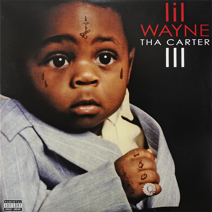 Lil Wayne.Tha Carter III (2 LP)