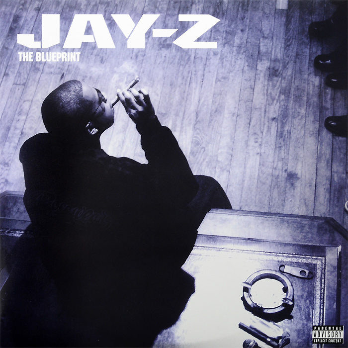 Jay-Z Jay-Z. The Blue Print (2 LP)