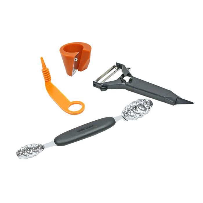 Набор инструментов для карвинга Borner Ждем гостей 4 предмета 3720138