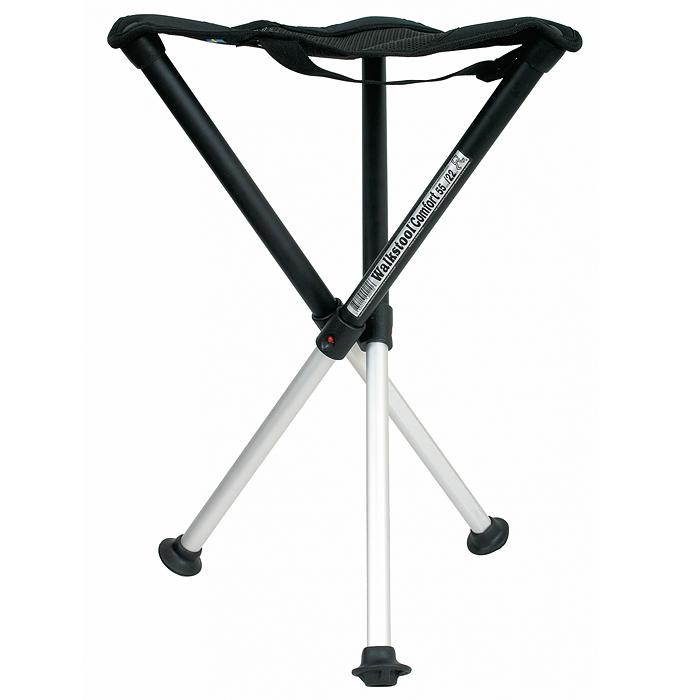 Стул складной Walkstool Comfort 55XL, цвет: черныйТСДСкладной стул Walkstool Comfort отлично подойдет для похода, рыбалки, охоты, для дома. Очень компактный в сложенном виде. Имеет два вида трансформации.Стул поставляется в чехле. Произведен в Швеции. Характеристики:Материал: нейлон, алюминий, пластик. Высота стула: 55 см. Размер сиденья: 38 см х 38 см. Мах нагрузка: 225 кг. Производитель: Швеция. Артикул: 55XL.