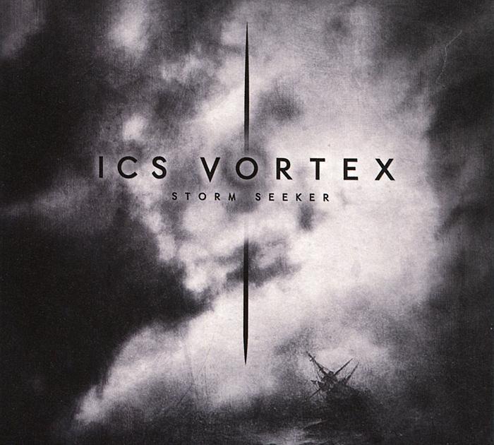 ICS Vortex ICS Vortex. Storm Seeker коврик напольный vortex вологодский 20092