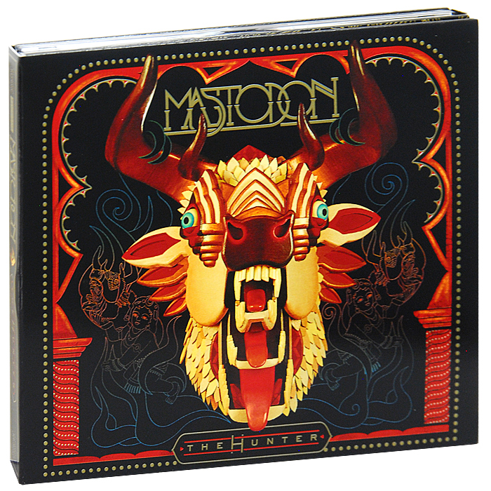 Mastodon. The Hunter (CD + DVD) mastodon mastodon the motherload lp