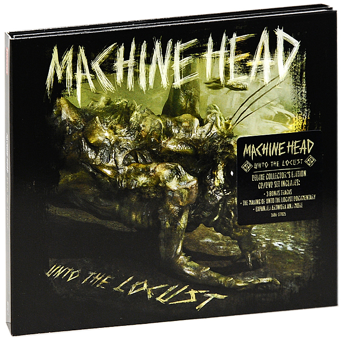 Machine Head Machine Head. Unto The Locust (CD + DVD) laser head dvd v7 dvd 804c