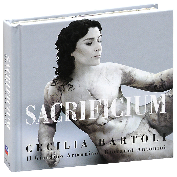Чечилия Бартоли Cecilia Bartoli. Sacrificium. Deluxe Edition (2 CD + DVD) джеймс блант james blunt all the lost souls deluxe edition cd dvd