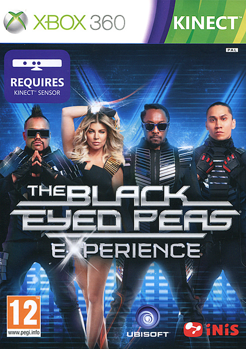 The Black Eyed Peas Experience (Xbox 360)