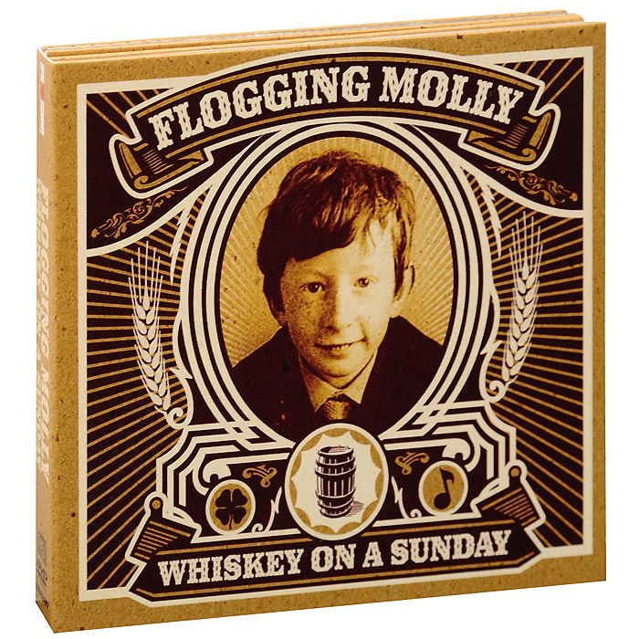 Flogging Molly Flogging Molly. Whiskey On A Sunday (CD + DVD) шина yokohama parada spec x pa02 245 45 r20 99v