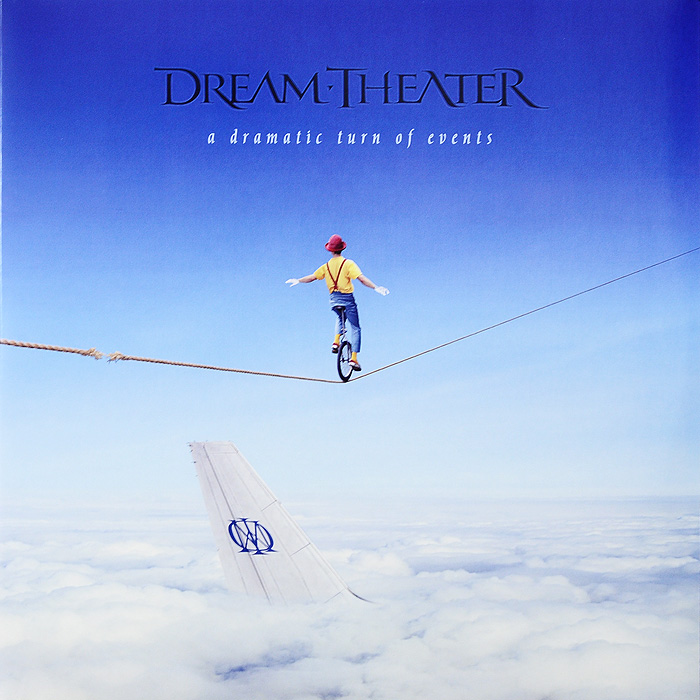 Dream Theater Dream Theater. A Dramatic Turn Of Events (2 LP) dream theater dream theater train of thought lp
