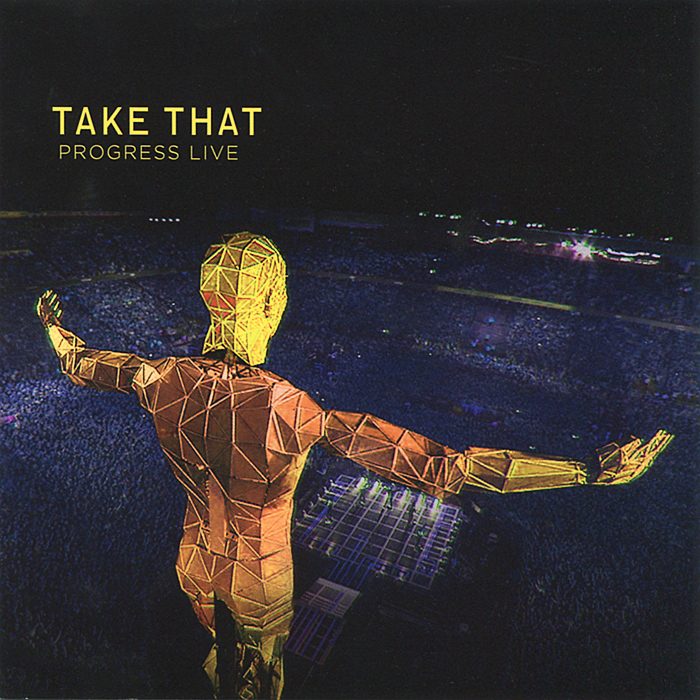 Take That Take That. Progress Live (2 CD) cd диск iron maiden live after death 2 cd