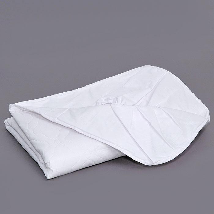 Наматрасник-чехол Primavelle, цвет: белый, 90 см х 200 см531-105Стеганный наматрасник, выполненный в виде чехла, декорирован волнообразными ромбами. Он защитит матрас от пыли и загрязнений, возникающих в процессе эксплуатации, а также дополнительно защищает боковины матраса. Наматрасник прошит резинкой по всему периметру, что обеспечивает более комфортный отдых, так как прочно удерживается и избавляет от необходимости часто поправлять. Этот практичный наматрасник - незаменимая вещь в вашей спальне. Наматрасник прослужит долго, а его привлекательный внешний вид, при правильном уходе, будет годами дарить вам уют. Характеристики:Материал: 70% хлопок, 30% полиэстер. Цвет: белый. Размер: 90 см х 200 см. ТМ Primavelle - качественный домашний текстиль для дома европейского уровня, завоевавший любовь и признательность покупателей. ТМ Primavelle рада предложить вам широкий ассортимент, в котором представлены: подушки, одеяла, пледы, полотенца, покрывала, комплекты постельного белья.ТМ Primavelle - искусство создавать уют. Уют для дома. Уют для души.