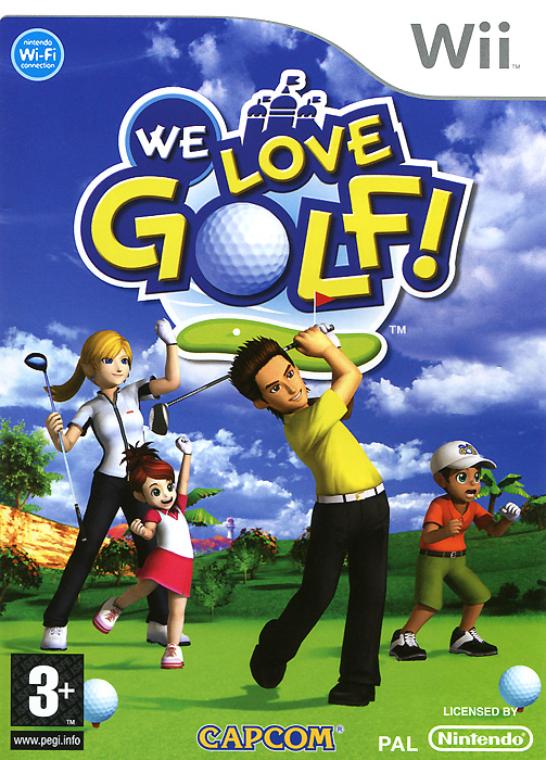 We Love Golf! (Wii)