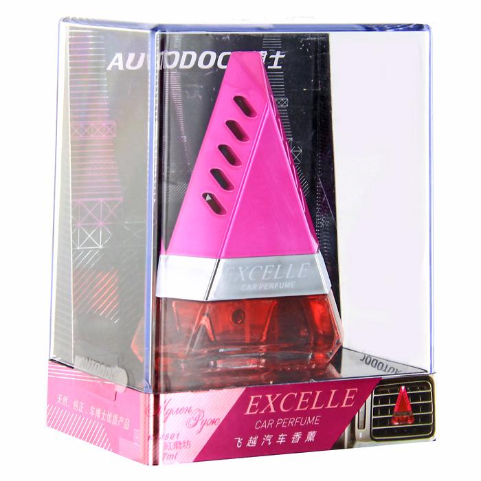 Освежитель воздуха на дефлектор Excelle. Мулен руж, 7 млCLP446Освежитель воздуха Excelle. Мулен руж предназначен на дефлектор обдува. Эффективно устраняет посторонние запахи и наполняет салон автомобиля неповторимым ароматом.Срок действия до 60 дней. Характеристики:Объем: 7 мл. Аромат: мулен руж. Размер освежителя: 7 см х 5 см х 2 см. Размер упаковки: 9 см х 7 см х 5,5 см. Производитель: Китай. Артикул:K-4501.
