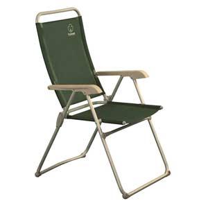 Кресло складное Greenell FC-809840-20.000.00Складное кресло Greenell без регулировок. Изготовлено из сетчатого полиэстера. Легко моется, стойко к ультрафиолету.Характеристики:Материал: текстиль, металл. Максимальная нагрузка: 120 кг. Размер кресла: 8 см х 41 см х 47/107 см. Артикул: 71081.