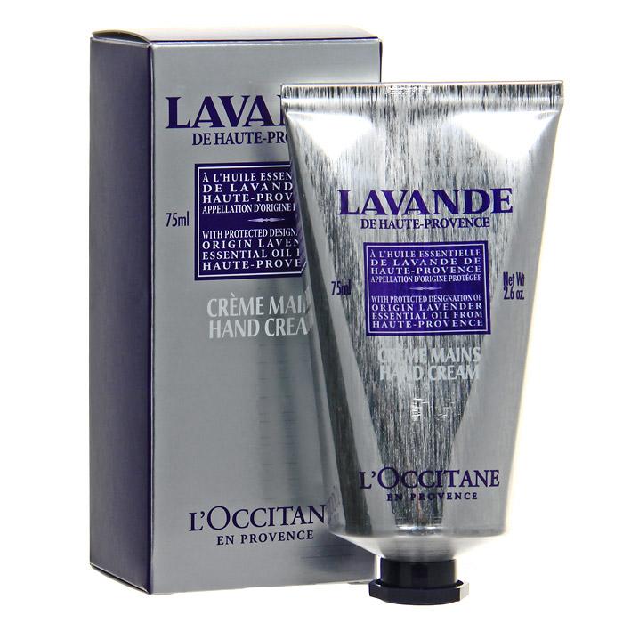 Крем для рук LOccitane Лаванда, 75 мл4106Крем для рук LOccitane Лаванда, содержащий эфирное масло лаванды, успокаивает и парфюмирует одновременно. Масло карите, пчелиныйвоск и мед увлажняют и питают кожу рук, придают ей гладкость, нежность. Экстракт розмарина оказывает антибактериальный уход,дарит комфортные ощущения. Витамин Е и масло виноградных косточек стимулируют клеточное обновление. Характеристики: Объем: 75 мл. Артикул: 207048. Производитель: Франция. Loccitane (Л окситан) - натуральная косметика с юга Франции, основатель которой Оливье Боссан. Название Loccitane происходит от названия старинной провинции - Окситании. Это также подчеркивает идею кампании - сочетании традиций и компонентов из Средиземноморья в средствах по уходу за кожей и для дома. LOccitane использует для производства косметических средств натуральные продукты: лаванду, оливки, тростниковый сахар, мед, миндаль, экстракты винограда и белого чая, эфирные масла розы, апельсина, морская соль также идет в дело. Специалисты компании с особой тщательностью отбирают сырье. Учитывается множество факторов, от места и условий выращивания сырья до времени и технологии сборки. Товар сертифицирован.