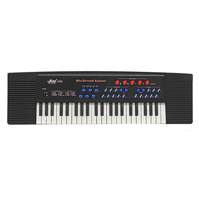 Синтезатор DoReMi, 37 клавиш, с микрофоном синтезатор 49 клавиш дореми