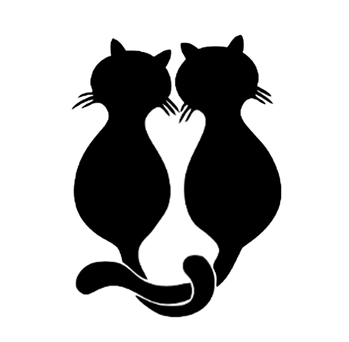 Стикер Paristic Влюбленные коты, 43 см х 32 см300129Добавьте оригинальность вашему интерьеру с помощью необычного стикера Влюбленные коты. Изображение на стикере имитирует силуэты двух котов.Великолепное исполнение добавит изысканности в дизайн.Необыкновенный всплеск эмоций в дизайнерском решении создаст утонченную и изысканную атмосферу не только спальни, гостиной или детской комнаты, но и даже офиса. Стикервыполнен из матового винила - тонкого эластичного материала, который хорошо прилегает к любым гладким и чистым поверхностям, легко моется и держится до семи лет, не оставляя следов.Сегодня виниловые наклейки пользуются большой популярностью среди декораторов по всему миру, а на российском рынке товаров для декорирования интерьеров - являются новинкой.Paristic - это стикеры высокого качества. Художественно выполненные стикеры, создающие эффект обмана зрения, дают необычную возможность использовать в своем интерьере элементы городского пейзажа. Продукция представлена широким ассортиментом - в зависимости от формы выбранного рисунка и от Ваших предпочтений стикеры могут иметь разный размер и разный цвет (12 вариантов помимо классического черного и белого). В коллекции Paristic-авторские работы от урбанистических зарисовок и узнаваемых парижских мотивов до природных и графических объектов. Идеи французских дизайнеров украсят любой интерьер: Paristic -это простой и оригинальный способ создать уникальную атмосферу как в современной гостиной и детской комнате, так и в офисе. В настоящее время производство стикеров Paristic ведется в России при строгом соблюдении качества продукции и по оригинальному французскому дизайну. Характеристики: Размер стикера: 43 см х 32 см. Комплектация: виниловый стикер; инструкция. Производитель: Франция. Изготовитель: Россия.