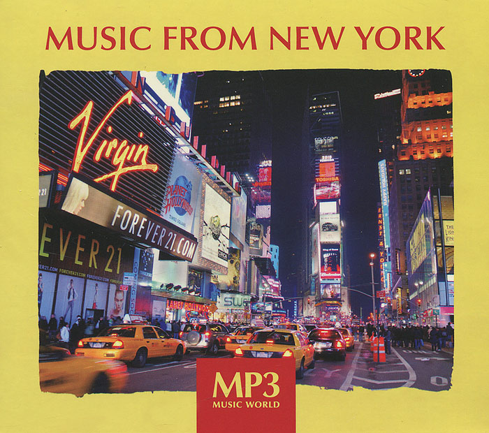 Music From New York (mp3) блендер мулинекс mix go lm1aod10
