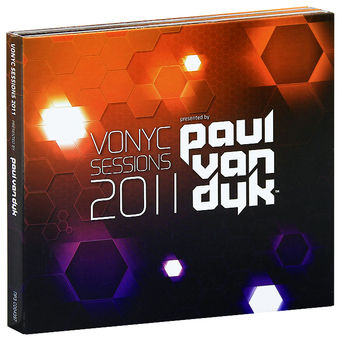 Пол Ван Дайк,Hurts,Moby,Marco V,Kryder,Cramp Paul Van Dyk. Vonyc Sessions 2011 (2 CD)