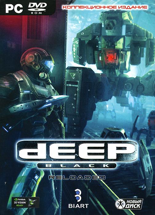 Deep Black: Reloaded Коллекционное издание