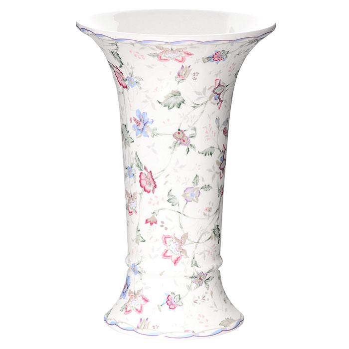 Ваза для цветов Букингем, высота 21,5 смFS-80423Ваза для цветов Букингем, выполненная из высококачественной керамики белого цвета, станет отличным дополнением к интерьеру вашего дома. Ваза имеет оригинальную форму и украшена красочным рисунком с изображением цветов. Элегантная ваза станет не просто сосудом для цветов, но и оригинальным сувениром, который радует глаз и создает настроение.Окружая себя красивыми вещами, вы создаете в своем доме атмосферу гармонии, тепла и комфорта. Характеристики:Материал: керамика. Высота вазы:21,5 см. Диаметр вазы по верхнему краю: 14 см. Диаметр основания вазы:10 см. Размер упаковки:13,5 см х 22 см х 14 см. Производитель:Китай. Артикул:IMF65078-A218AL. Изделия торговой марки Imari произведены из высококачественной керамики, основным ингредиентом которой является твердый доломит, поэтому все керамические изделия Imari - легкие, белоснежные, прочные и устойчивы к высоким температурам. Высокое качество изделий достигается не только благодаря использованию особого сырья и новейших технологий и оборудования при изготовлении посуды, но также благодаря строгому контролю на всех этапах производственного процесса. Нанесение сверкающей глазури, не содержащей свинца, придает изделиям Imari превосходный блеск и особую прочность.Красочные и нежные современные декоры Imari - это результат профессиональной работы дизайнеров, которые ежегодно обновляют ассортимент и предлагают покупателям десятки новый декоров. Свою популярность торговая марка Imari завоевала благодаря высокому качеству изделий, стильным современным дизайнам, широчайшему ассортименту продукции, прекрасным подарочным упаковкам и низким ценам. Все эти качества изделий сделали их безусловным лидером на рынке керамической посуды.
